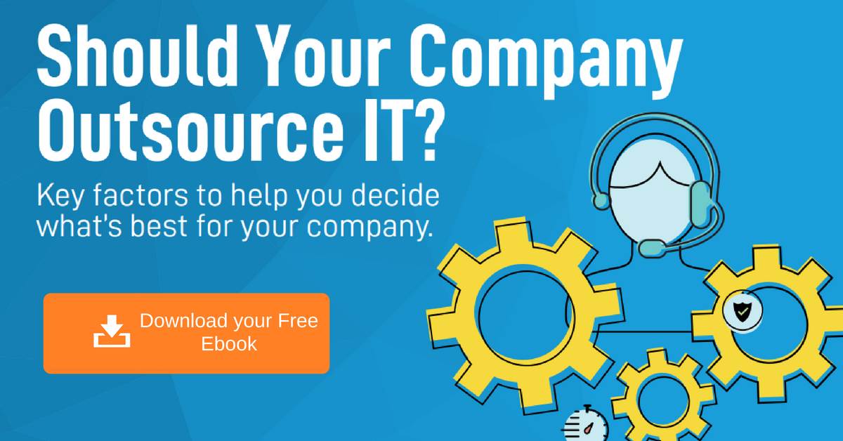 Should your Company outsource IT